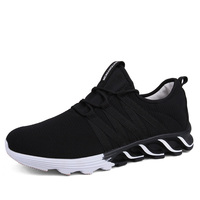 2018 New Arrival Summer Couple Walking Casual Shoes Blade Shoes Trend Sunshine Style Men S Shoe