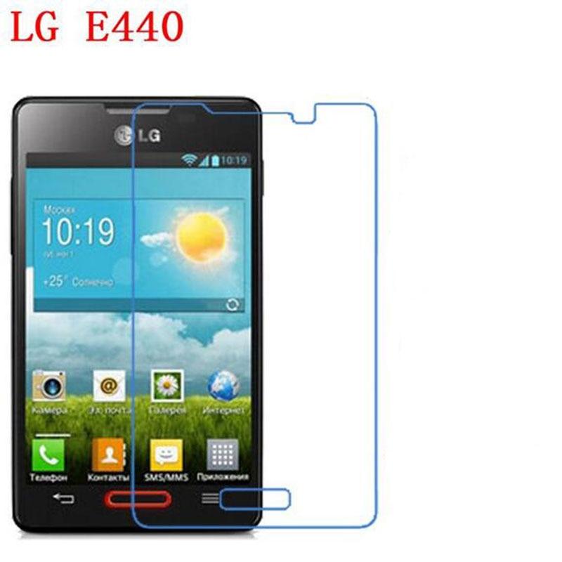 3 PCS HD font b phone b font film PE touch preserving eyesight for LG L4X