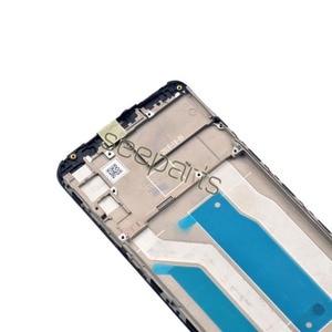 Image 5 - שחור עבור Asus Zenfone מקסימום פרו (M2) ZB631KL התיכון שיכון מסגרת הלוח הקדמי התיכון החלפת חלקים עבור ASUS ZB631KL אמצע מסגרת