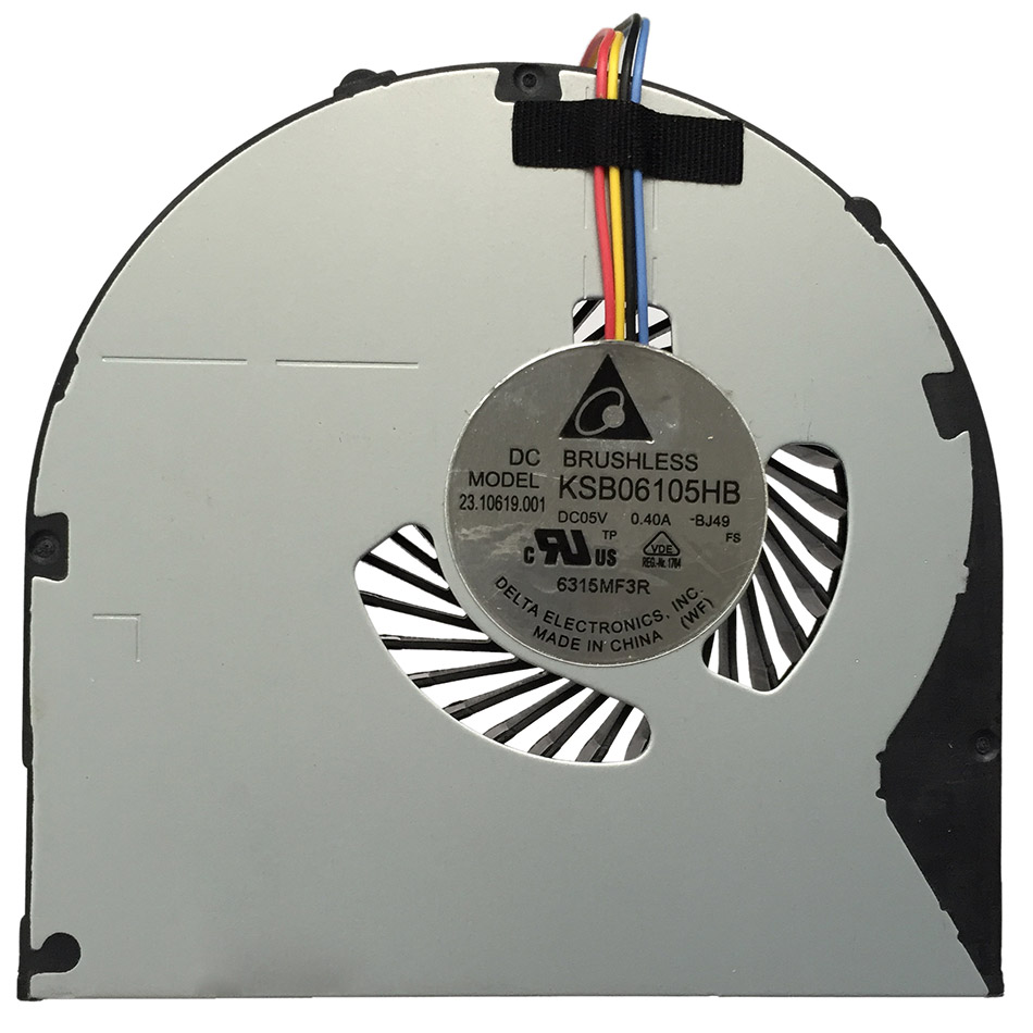все цены на New original CPU Cooling Fan For IBM Lenovo V480 B480 B480A B485 B490 B590 E49 M490 M495 LAPTOP Cooler Radiator Cooling Fan онлайн
