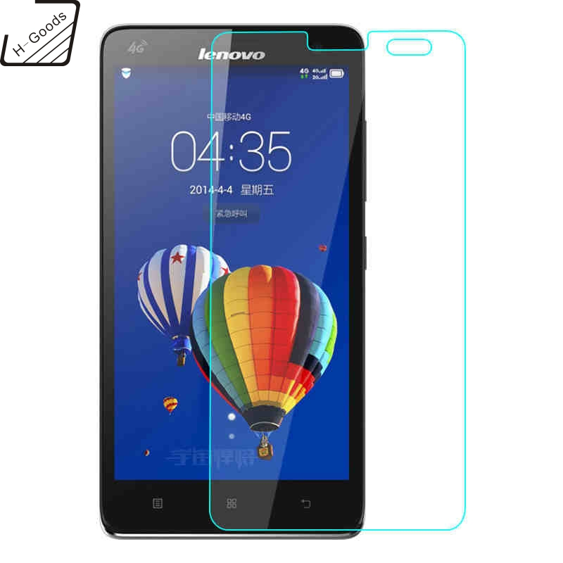 H-Goods For Lenovo S856 Tempered Glass Lcd Tempered Glass 2.5 9h Safety Protective Film on S 856 S856 Protective Guard Film