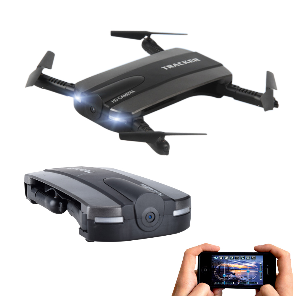 JXD 523 Foldable Drone With Camera Pocket Fpv Quadcopter Rc Drones Phone Control Wifi Mini Dron VS JJRC H37 Elfie Selfie Dron jjrc h47 mini drone with 720p hd camera elfie plus g sensor control foldable rc pocket selfie dron wifi fpv quadcopter helicopte
