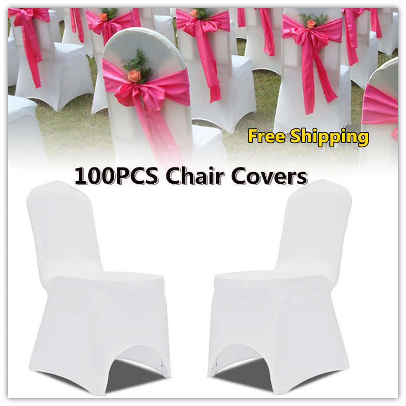 Cheap Chair Covers For Party Dwr Dining Chairs Factory Wholesale China 100pc Universal Spandex Stretch Decor Cover ...