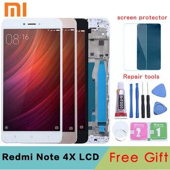 Display Touch Screen per XIAOMI Redmi Note 4X Snapdragon 625 1