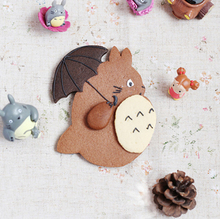 Totoro Stainless Steel Biscuit Mould