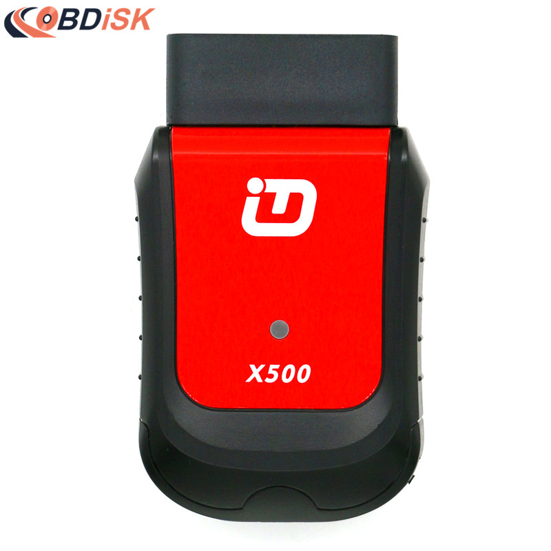 2017 XTUNER X500 Bluetooth Auto OBDII Code Reader Scanner Works on Andriod/Windows X500 OBD2 Car Diagnostic Tool Free Shipping launch golo easydiag plus bluetooth diagnostic tool obd2 professional code reader enhanced code reader