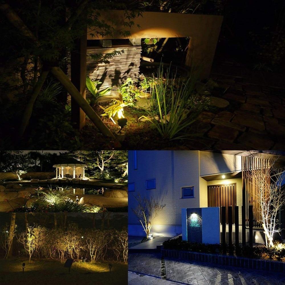 jardim, áreas externas, à prova d'água, ip65,