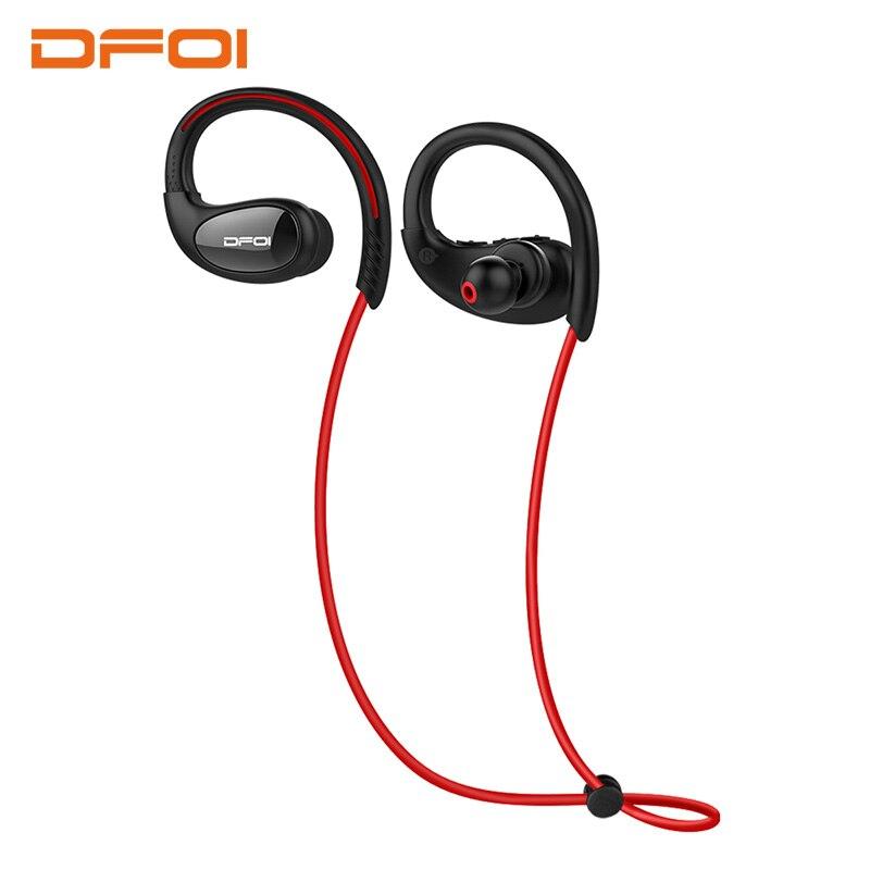 DFOI wasserdichte drahtlose bluetooth kopfhörer sport kopfhörer drahtlose kopfhörer mit mikrofon FÜR xiaomi samsung kopfhörer