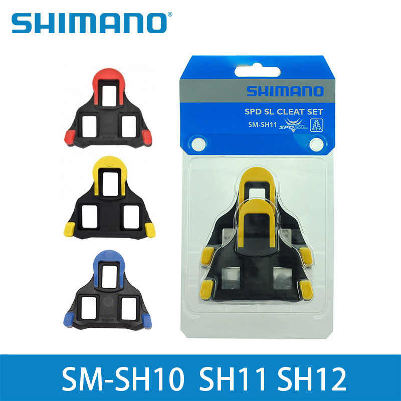 a1c51809bb50 SHIMANO Cleats SPD-SL 0 2 6 Degree SH10 SH11 SH12 SPD Road Pedal Cleats