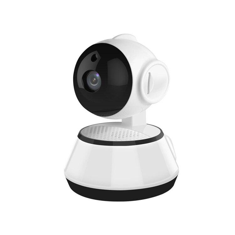 1MP 720P Home Security IP Camera Wireless Smart WiFi Camera WI-FI Audio Record Surveillance Baby Monitor HD Mini CCTV Camera