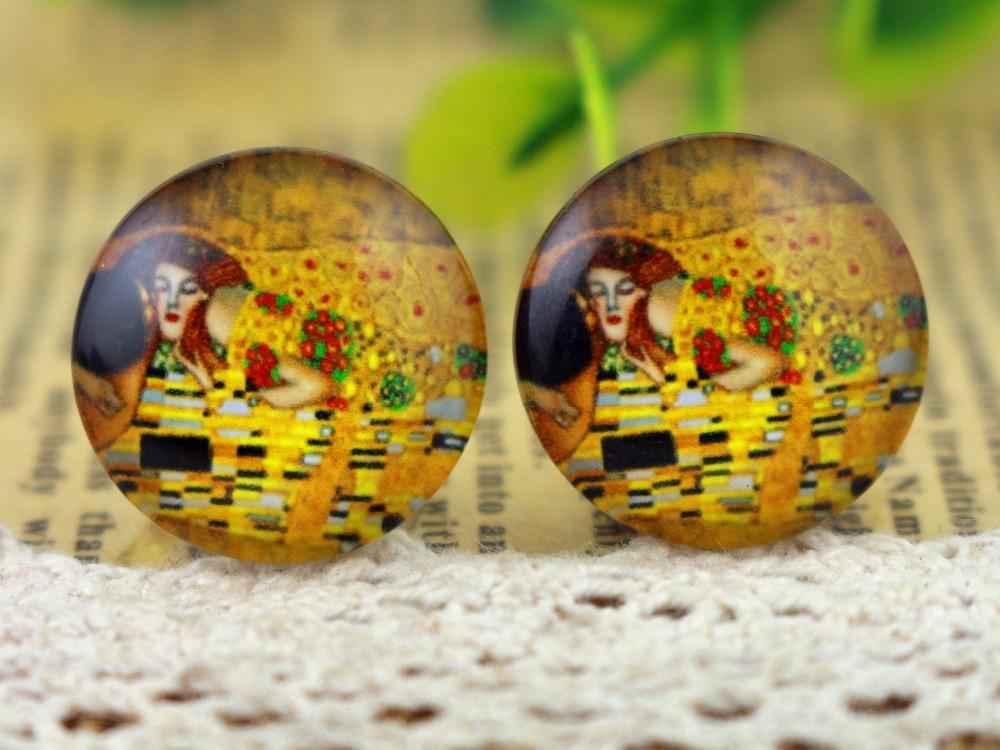 Hot Sale 10pcs 20mm Handmade Photo Glass Cabochons  (H2-43)