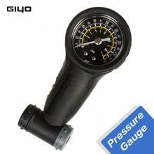 Bicycle Repair Tools Bike Tire Gauge Schrader Presta Valves Air Pressure Barometer 160 PSI Accessories Pumps