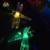 Fiesta de navidad de La Boda Bares Hoteles Parques Decoración Guirnaldas Cuerdas Iluminación Jardín Libélula Solar LED Luces de Cadena 12 M 100LED