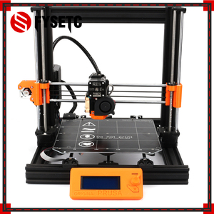 Image 2 - 1 комплект, полный 3D принтер Clone Prusa i3 MK3 DIY Bear Upgrade 2040 V SLOT, полный комплект, кровать с подогревом без Einsy Rambo Board MK52