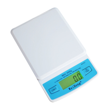 Portable Pocket 3kg Digital Scale LCD Electronic Scale Jewelry Gram Steelyard Kitchen Scale Postal Food Balance Measuring Weight 500g x 0 01g kitchen scale portable mini digital pocket electronic case postal jewelry balance 0 01g weight scale with 2 tray