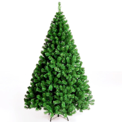 210cm Environmental Protection PVC Leaves Christmas Tree