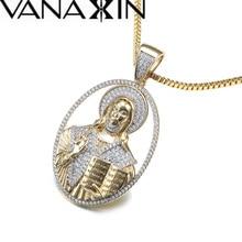 Vintage Trendy Pendant Necklaces Unisex Religious Figure Jewelry For Female 2017 Arrival Pendant Necklaces Women Jewelry