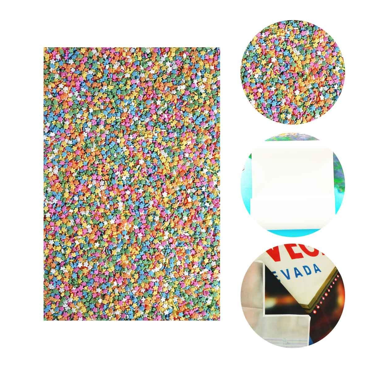 Image 3 - 5x7ft Colorful Stars Photography Backdrop Photo Studio Background Props-in Photo Studio Accessories from Consumer Electronics
