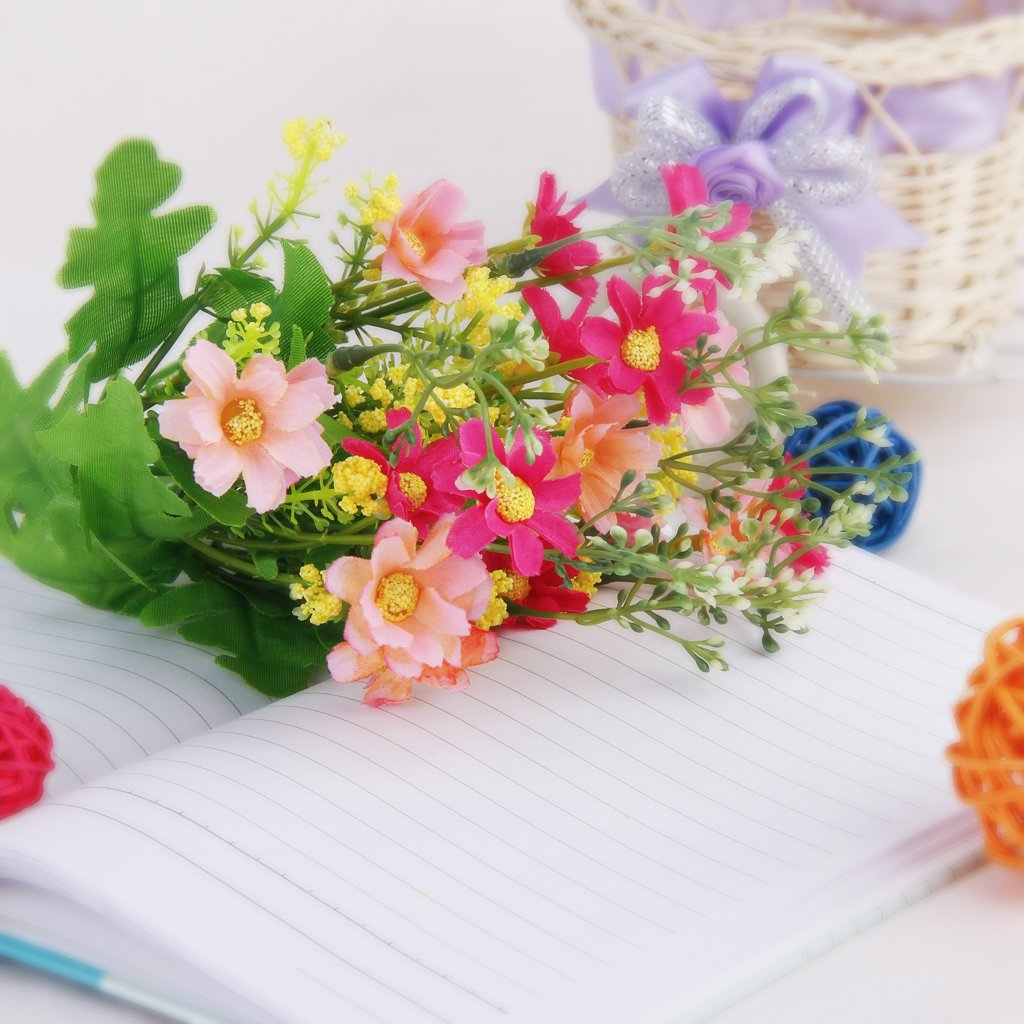 Bestselling 1 bunch of cineraria artificial flower bouquet home bestselling 1 bunch of cineraria artificial flower bouquet home office decor in artificial dried flowers from home garden on aliexpress alibaba izmirmasajfo