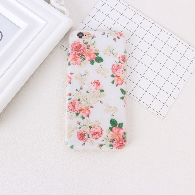 Fashion TPU Printing Pattern Phone Case For iPhone 5S 6S 7 6 6S 4S 4 5 5C (8)