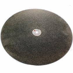 Grit 46-400 de 16 pulgadas y 1200mm, disco abrasivo de diamante, ruedas abrasivas recubiertas de disco plano, herramientas de joyería para piedras preciosas de vidrio