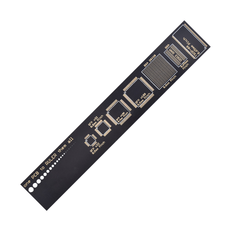 10pcs/lot PCB Ruler 15cm For Electronic Engineers For Geeks Makers For Arduino Fans PCB Reference Ruler PCB