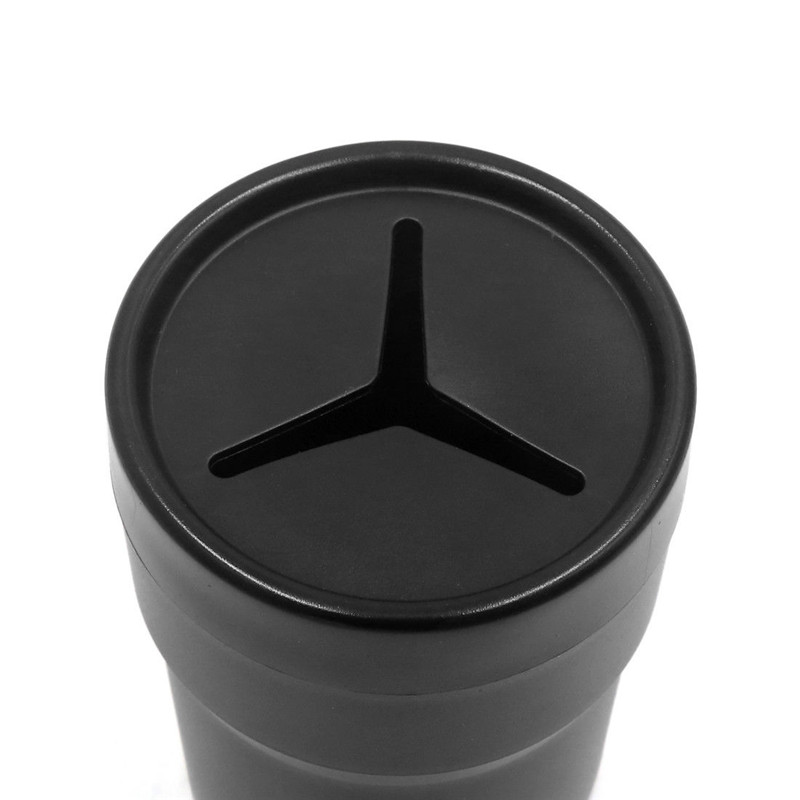 Car Convenient Garbage Trash Box For Mercedes Benz W203 W210 W211 W204 A C E S CLS CLK CLA GLK ML SLK Smart Any Cars