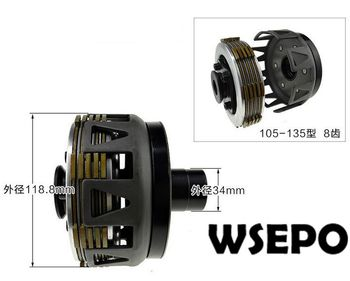 OEM Quality! Clutch Assy with Cover for 178F/186F/L70/L100/188F Diesel Engine Powered Cultivator/Garden Tillers