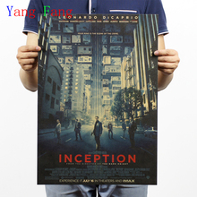 Pirates of the dream of space science fiction film kraft paper poster Bar Cafe Decoration Poster 51x35cm Vintage Poster