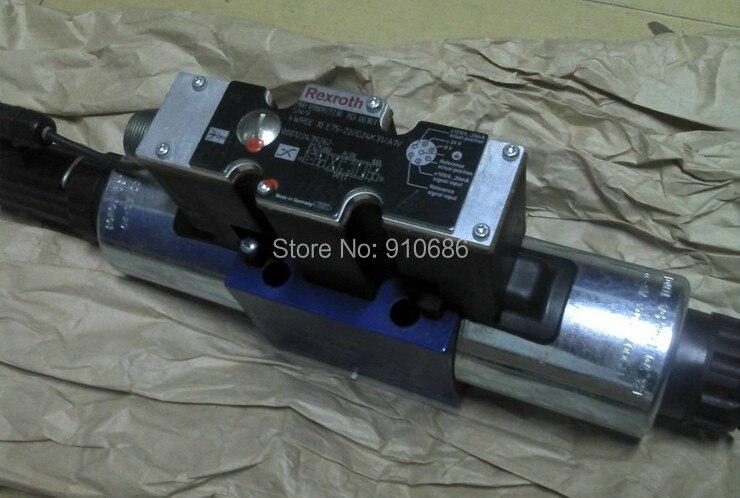 REXROTH Proportional wegeventil 4WREE10E75-22/G24K31/A1V hydraulische ventil