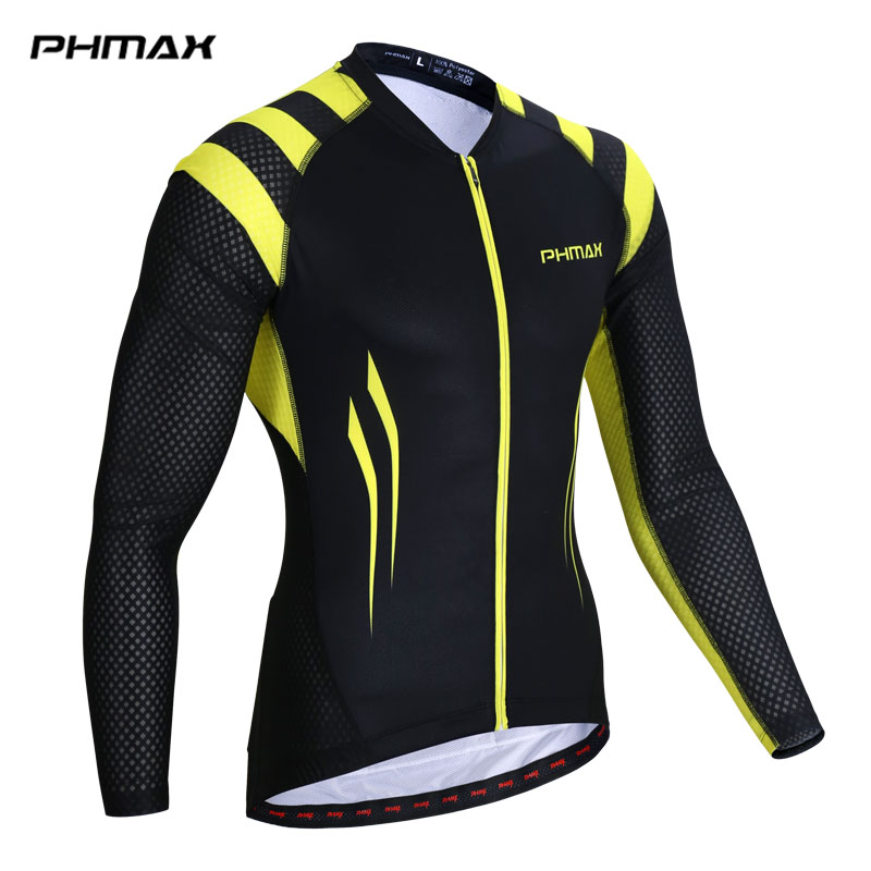 PHMAX 2018 Pro Cycling Jerseys Mountain Bicycle Clothes Cycling Clothing Racing Bike Clothes Maillot Ropa Ciclismo For Mans