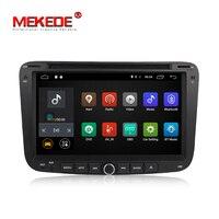 Mekede M518 чистый Android 7,1 Smart Автомобильный навигатор gps dvd плеер для Geely Emgrand EC7 2012 2013 поддержка 4G SIM WI FI BT МЖК DAB +