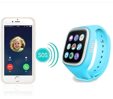 Kids GPS Smart Watch Wristwatch SOS Call Location Device Tracker for child Safe Anti Lost Monitor Baby Gift Q80 PK Q50 Q60 Q90