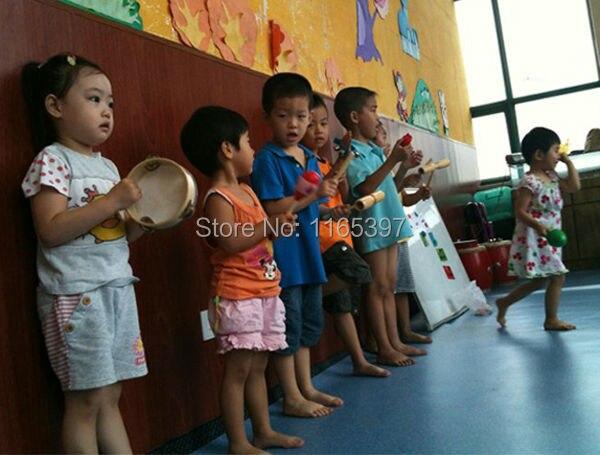 de brinquedo para crianças ritmo percussão música educação
