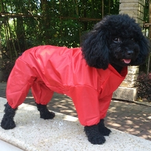 OnnPnnQ Pet Large Dog Raincoat Clothes For Small Dogs Outdoor Coat Waterpoof Teddy Dog Pet Rain Jacket For Big Dog Rain Clothing