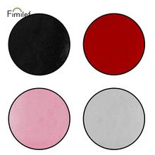 Fimilef wysokiej jakości flaneli dekoracyjne metalowa płytka do magnetyczny uchwyt samochodowy uchwyt na telefon komórkowy uniwersalny uchwyt na w celu uzyskania płyta żelaza czy doliczone zostaną dodatkowe opłaty tanie tanio Nie ma żadnych cech CN (pochodzenie) VNDAC004-rbu Uchwyt magnetyczny Black Gray Red Pink Metal Plate Universal Mount Metal Plate with Adhesive