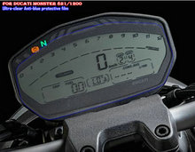 Km table Protection Film for DUCATI monster 821 1200 protective film wear-resistant anti-ultraviolet Anti-blue light