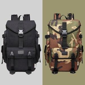 Image 5 - OZUKO marka moda duża pojemność Oxford mężczyźni plecak 2019 nowy tornister mężczyzna podróży plecaki 15.6 cal torby na Laptop chłopiec Mochila