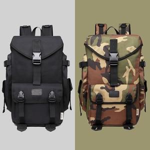 Image 5 - Ozukoブランドファッション高容量オックスフォード男性のバックパック 2019 新通学男性旅行バックパック 15.6 インチのラップトップバッグ少年mochila
