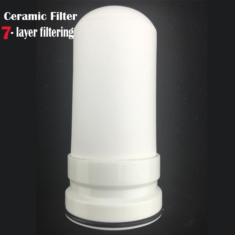 Replacement Household Hi-Tech Inner Activated Carbon filter Ceramic Cartridge Filter Element for Tap Faucet Water Purifier