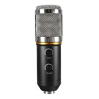 LEORY MK F200TL 3 5mm Audio Sound Recording Condenser Microphone Dynamic USB Vocal Mic Microphone With