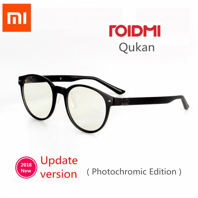 Xiaomi Mijia ROIDMI W1 update B1 Detachable Anti-blue-rays Protective Glass Eye Protector For Man Woman Play Phone/Computer/Game lowest price original xiaomi b1 roidmi detachable anti blue rays protective glass eye protector for man woman play phone pc