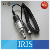 1 Pieces Dental Lab Equitment Polisher Micromotor Handpiece 108E M33Es High Speed 35000rpm For Electric Polisher