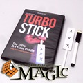 Turbo Stick  with gimmickby Richard Sanders / close-up street professional magic tricks products / free shipping