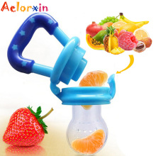 цена на New Kids Nipple Fresh Food Milk Nibbler Feeder Feeding Safe Baby Supplies Nipple Teat Pacifier Bottles