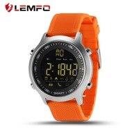 LEMFO EX18 Sport Smart Watch 5 ATM OR IP67 Standard Waterproof Bluetooth 4 0 Call SMS
