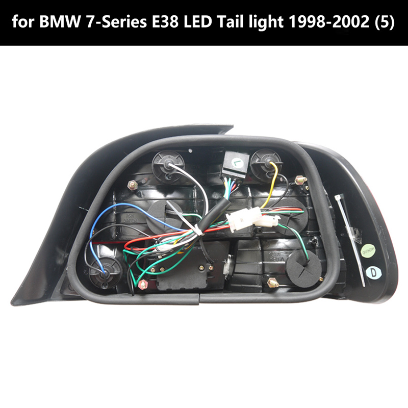 for BMW 7-Series E38 LED Tail light 1998-2002 (5)