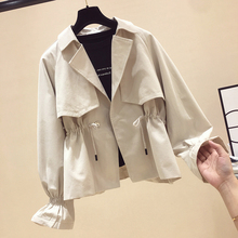 M womens new Korean version of the loose wild thin popular spring and autumn jacket