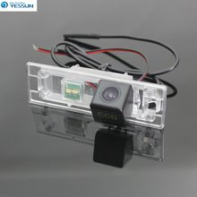 YESSUN Rear View Camera For Mini Cooper R55 R57 R60 R61 License Plate Light Camera HD CCD Night Vision + WaterProof+CAM