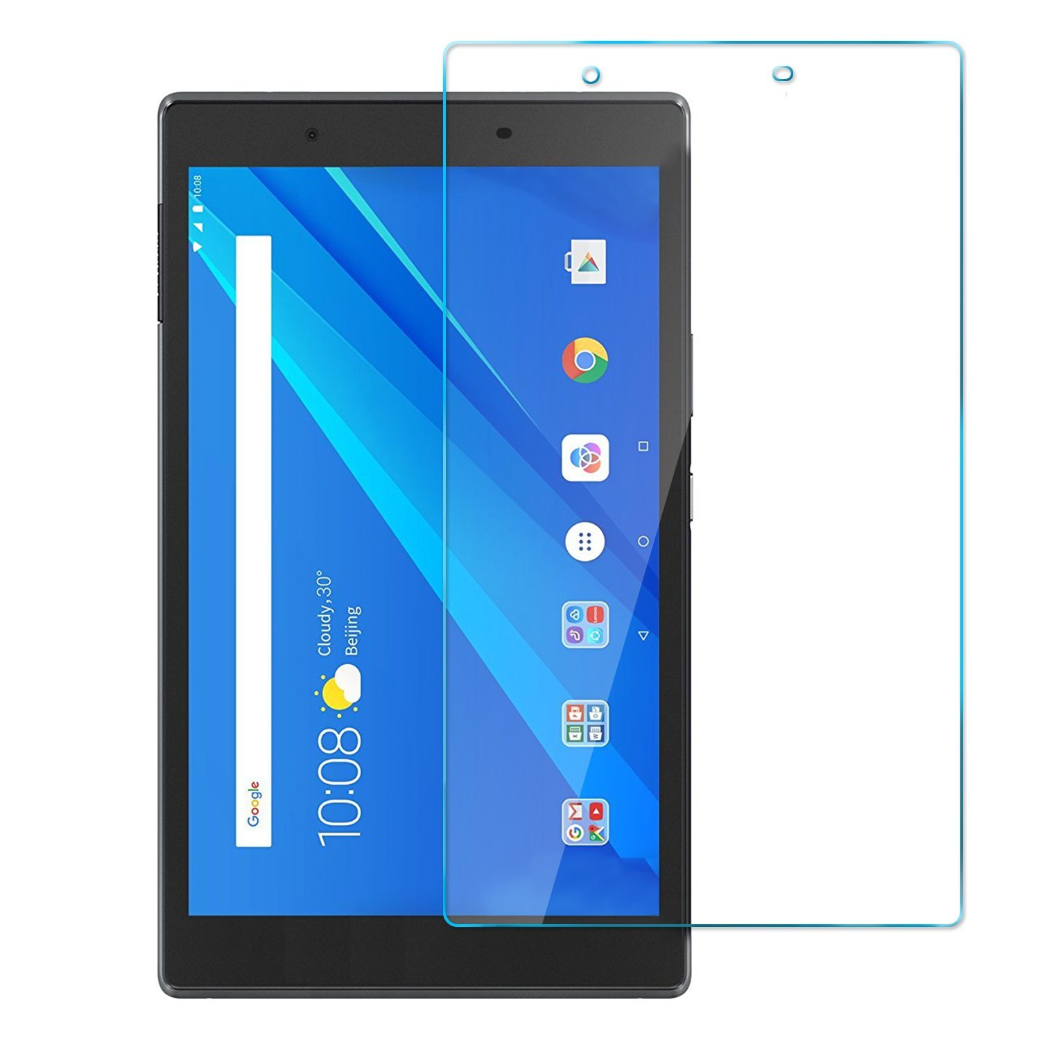 Screen Protector Tempered Glass for Lenovo Tab 4 8 Plus TB-8704 TB-8704F TB-8704N (TAB4 8 Plus) 9H HD clear Screen Protector